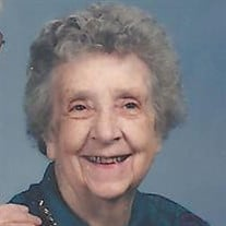 Mary Lazenby Thompson