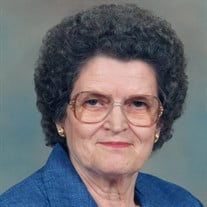 Mrs. Florence May Goldsberry