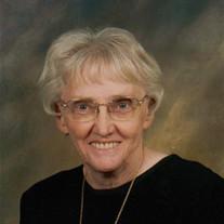 Audrey Ellen Weedin
