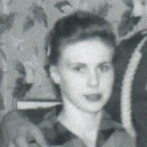 Mrs. Elizabeth Ann Williams
