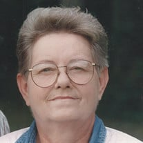 Mrs. Mary Fryer Bargery