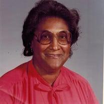 Mrs. Orean Sanders-Moss