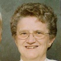 Clara Marie Huff