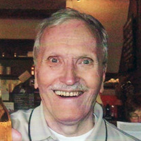 Carl Everett Erickson
