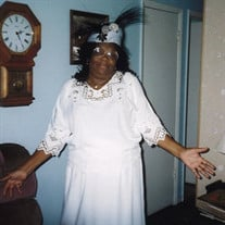 Mrs. Lillian Lucille Jones