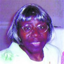 Pastor Bernice Broomfield