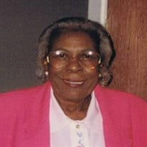 Mrs.  Edrena Alford
