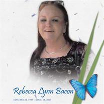 Rebecca Lynn Bacon