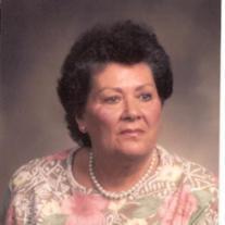 Mrs. Ruth Fronie Nicholson