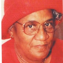Mrs. Cecelia Augustine Craig