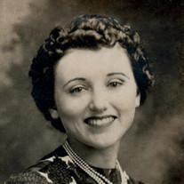 Mary  Aileen Veach Morris