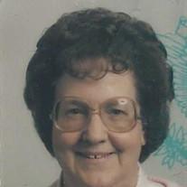 Gertie Adams