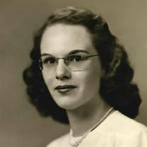 Mary Elizabeth Friddle Gibson