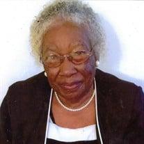 Mrs. Lola Mae Ruffin