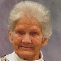 Hilma Vaughan Carter