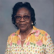 Mrs. Johnnie Pearl Tucker-Young