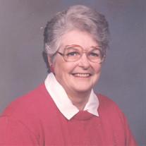 Virginia Eileen Lee Adams