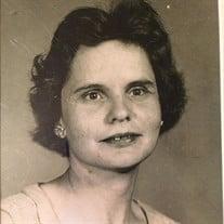 Betty Lou Allen Allred