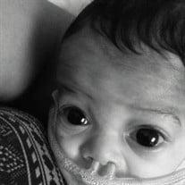 Baby Eva Antoinette Thornton