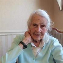Mollie Frances Dunbar