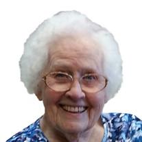 Frances Alvenia Hudson