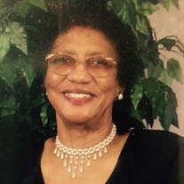 Mrs. Beatrice Green Jones