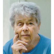 Mary Cummings Evans Sandt