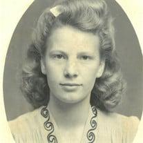 Mildred Aline (McCann) Smith of Bethel Springs, Tennessee