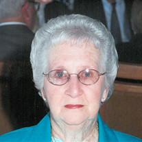 Hazel Drinkard Mullen of Bethel Springs, Tennessee