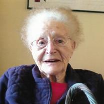 Frances Loretta Hodge