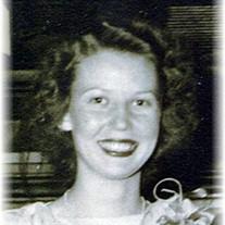 Geraldine Hebert McClellan