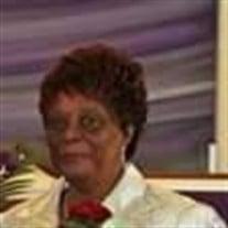 Mrs. Carolyn Taylor Dais