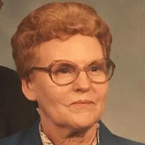 Maxine M. Cooley