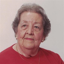 Myrtle Bourgeois Rodrigue