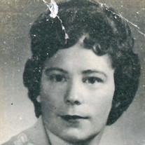 "Alberta ""Bert"" Marie  Cubbage"