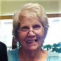 Mrs. Jo Ann Cawyer
