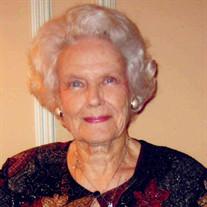 Mrs. Margaret Horne Jones