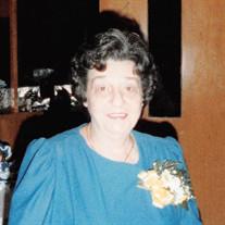 Mary Elizabeth Petersen