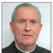 Rev. Gerard J. McCarron Ph.D.