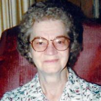 Mary  Beatrice Padgett Ellington