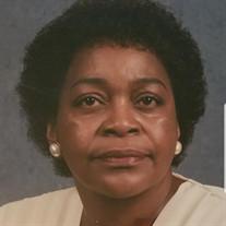 Mary Rapley  Marsh