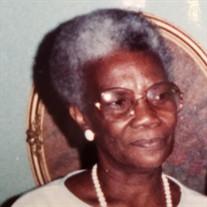 Mrs. Alice Mae Williams