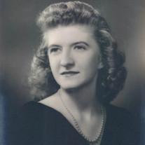 Margaret Ricks Sibbring