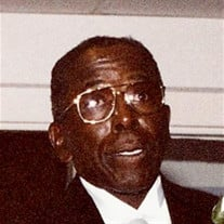 Mr. Wisdom Lee Simms Sr.