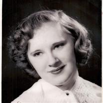 Geraldine Mae  Fenimore