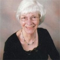 Constance Sue Rombach