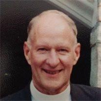 Rev. Dr. Holger Oscar Lundin