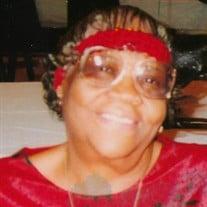 Missionary Martha W. Harris