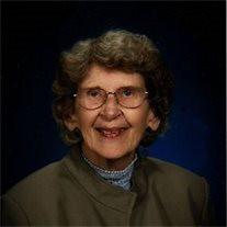 Geraldine Anne (Farr) Richardson