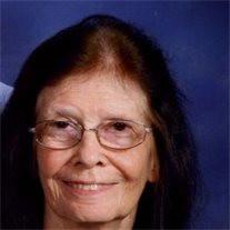 Mary McGahey Pase